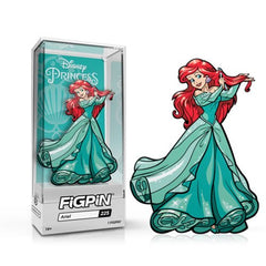 Disney Princess: FiGPiN Enamel Pin Ariel [225] - Fugitive Toys