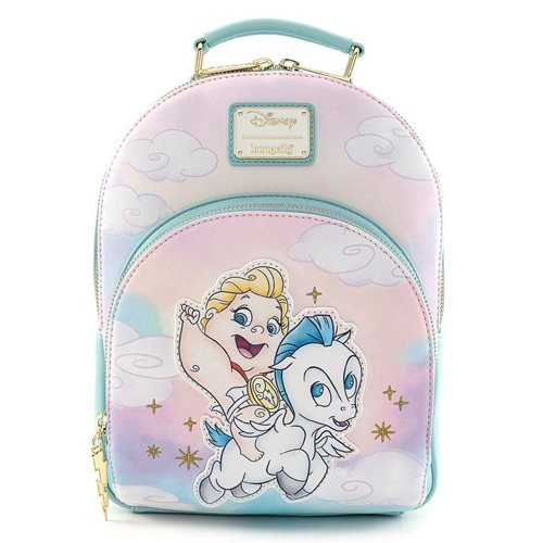 Loungefly x Disney Baby Hercules and Pegasus Mini Backpack