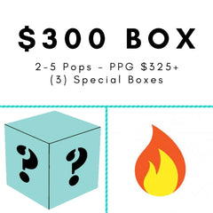 $300 Mystery Box [Teal] - Fugitive Toys