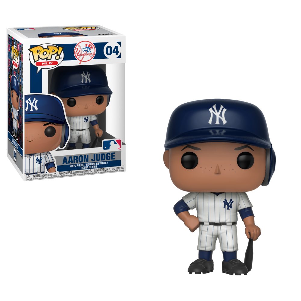 MLB Pop! Vinyl Figure Aaron Judge [New York Yankees] [04]