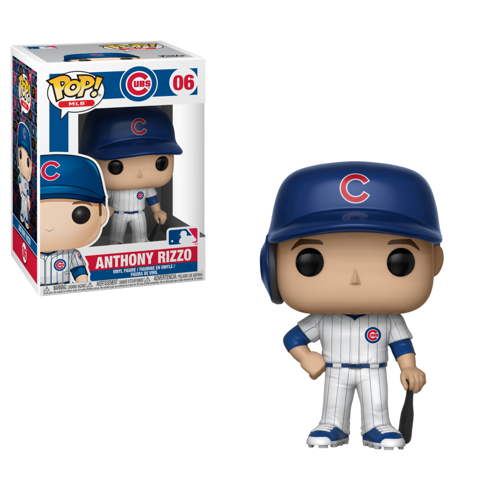MLB Pop! Vinyl Figure Anthony Rizzo [Chicago Cubs] [06]