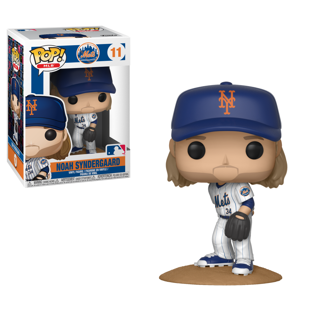 MLB Pop! Vinyl Figure Noah Syndergaard [New York Mets] [11]