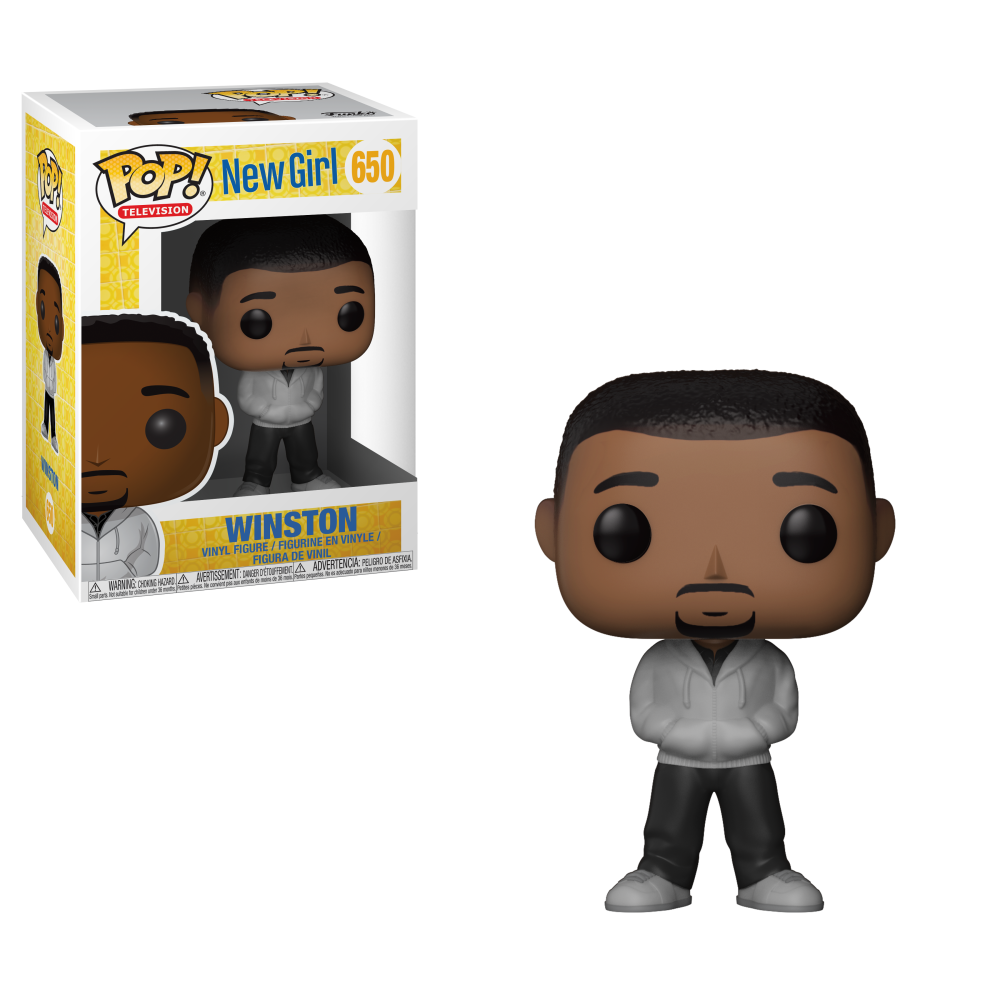 New Girl Pop! Vinyl Figure Winston [650]