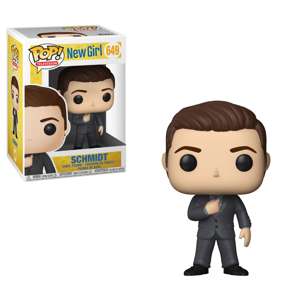 New Girl Pop! Vinyl Figure Schmidt [649]