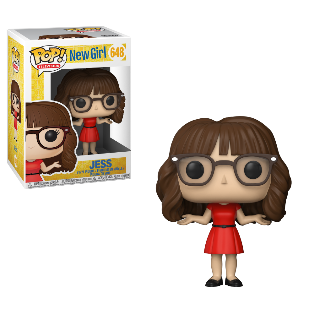New Girl Pop! Vinyl Figure Jess [648]
