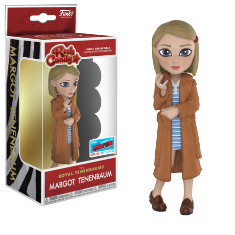 Rock Candy The Royal Tenenbaums - Margot Tenenbaum [NYCC 2018 Exclusive] - Fugitive Toys