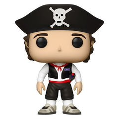 Fast Times at Ridgemont High Pop! Vinyl Figure Brad Hamilton as Pirate [954] - Fugitive Toys