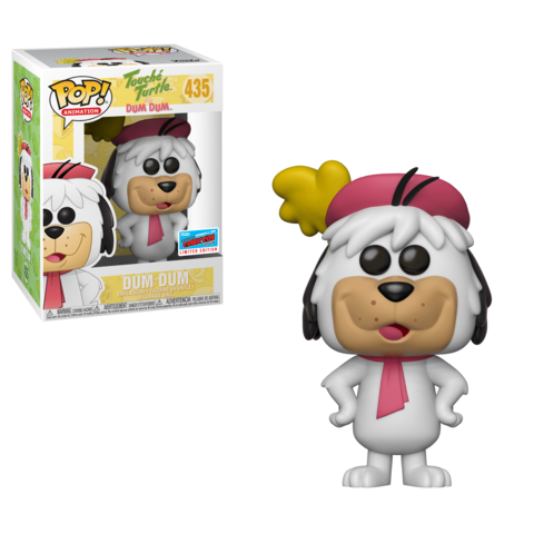 Hanna Barbara Pop! Vinyl Figure Dum Dum [NYCC 2018 Exclusive] [435]