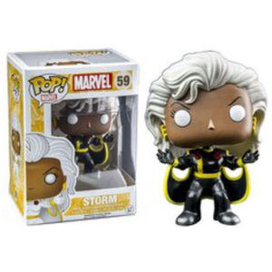 Marvel Pop! Vinyl Figures Black Suit Storm [59]