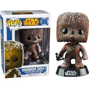 Star Wars Pop! Vinyl Figures Chewbacca [Hoth] [6]