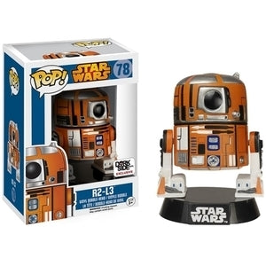 Star Wars Pop! Vinyl Figures R2-L3 [78]