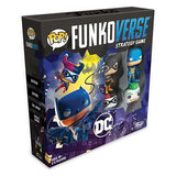 DC Comics Pop! Funkoverse Strategy Game Base Set [100] - Fugitive Toys