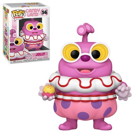 Candyland Pop! Vinyl Figure Jolly [56]