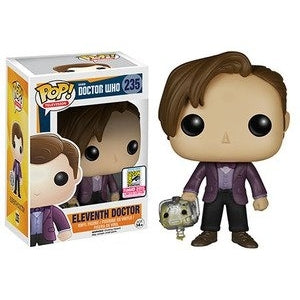 Doctor Who Pop! Vinyl Figures Eleventh Doctor (Cyberman Head) [SDCC 2015] [235]