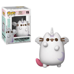 Pusheen Pop! Vinyl Figure Super Pusheenicorn [15] - Fugitive Toys