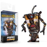 Borderlands 3: FiGPiN Mini Enamel Pin Claptrap [M40] - Fugitive Toys