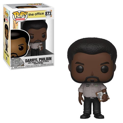 The Office Pop! Vinyl Figure Darryl Philbin [873]