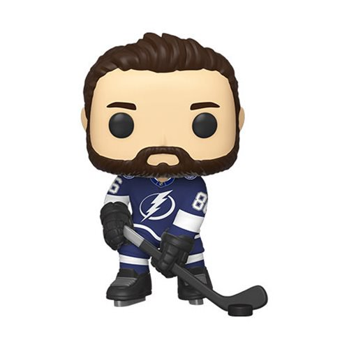 NHL Pop! Vinyl Figure Nikita Kucherov (Home Jersey) [Tampa Bay Lightning]