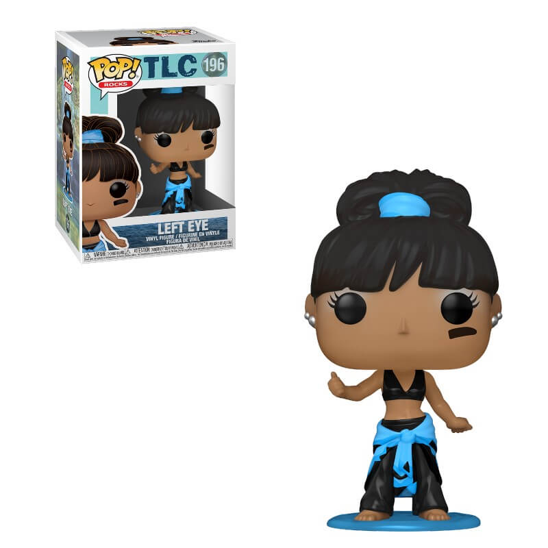 Rocks Pop! Vinyl Figure Left Eye [TLC] [196]