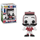 MLB Mascots Pop! Vinyl Figure Mr. Redlegs (Red) [Cincinnati Reds] [03]