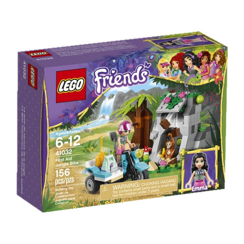 LEGO 41032 Friends First Aid Jungle Bike