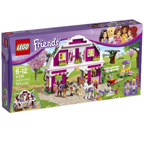 LEGO 41039 Friends Sunshine Ranch