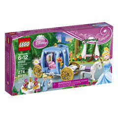 LEGO 41053 Disney Princess Cinderella's Dream Carriage