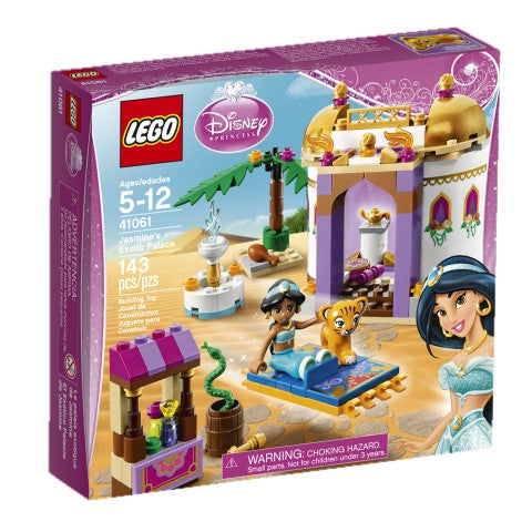 LEGO 41061 Disney Princess Jasmine's Exotic Palace