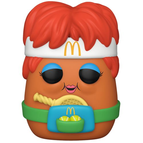 Ad Icons Pop! Vinyl Figure McDonald's Tennis McNugget [114] - Fugitive Toys
