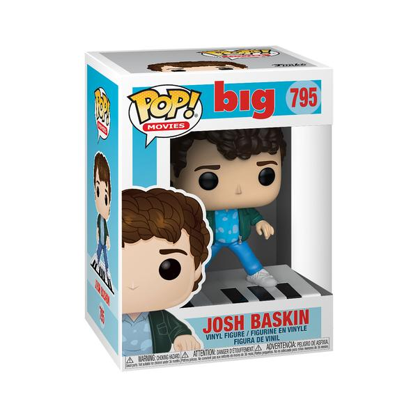 Big Pop! Vinyl Figure Josh with Piano Outfit [795]
