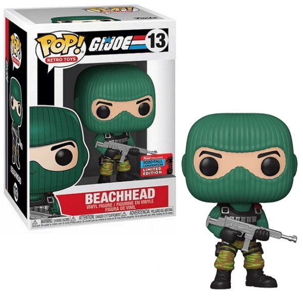 G.I. Joe Pop! Vinyl Figure Beachhead (2020 Fall Convention) [13]