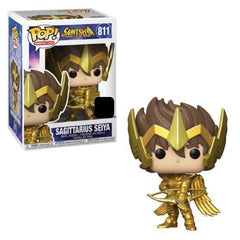 Saint Seiya Knights of the Zodiac Pop! Vinyl Figure Sagittarius Seiya [811]