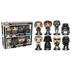 Star Wars Rogue One Pop! Vinyl Figure 8 Pack [Exclusive]