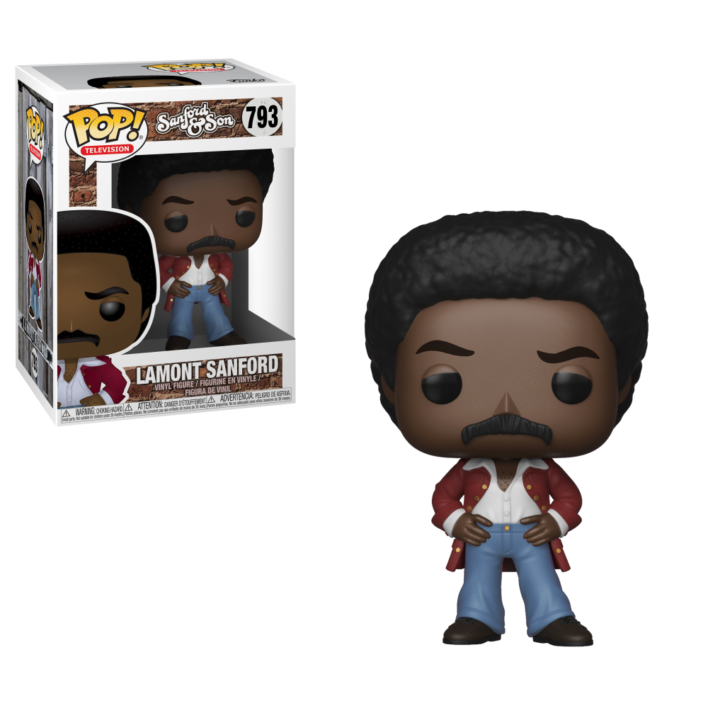 Sanford and Son Pop! Vinyl Figure Lamont Sanford [793]