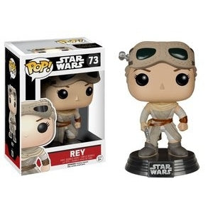 Star Wars Pop! Vinyl Figure Rey (Goggles) [73]