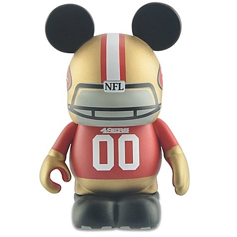 Disney Vinylmation NFL Series: SF 49ers