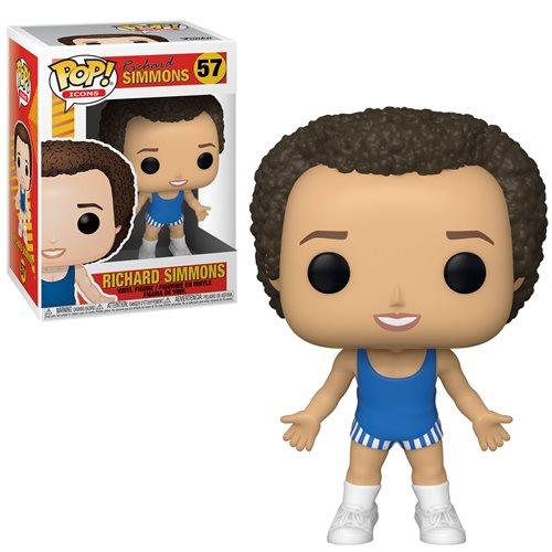 Icons Pop! Vinyl Figure Richard Simmons [57]