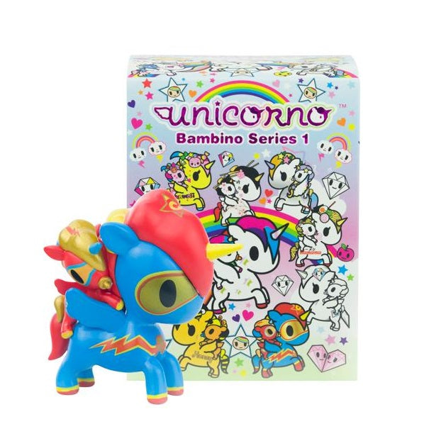 Tokidoki Unicorno Bambino Series 1: (1 Blind Box)