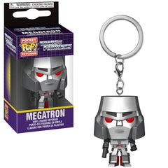 Transformers Pocket Pop! Keychain Megatron - Fugitive Toys