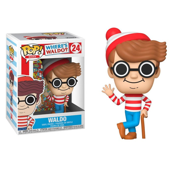 Where's Waldo Pop! Vinyl Figure Waldo [24]