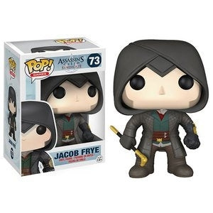Assassin's Creed: Syndicate Pop! Vinyl Figures Jacob Frye [73]