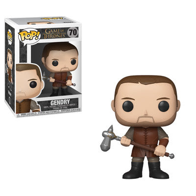 Game of Thrones Pop! Vinyl Figure Gendry [70] - Fugitive Toys