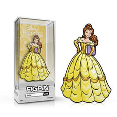 Disney Princess: FiGPiN Enamel Pin Belle [226] - Fugitive Toys