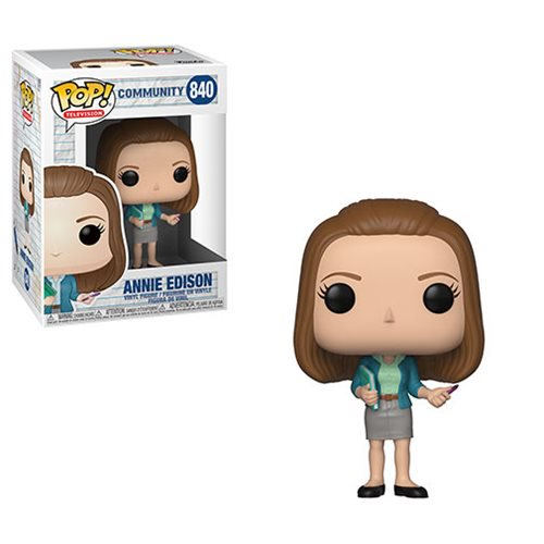 Community Pop! Vinyl Figure Annie Edison [840]
