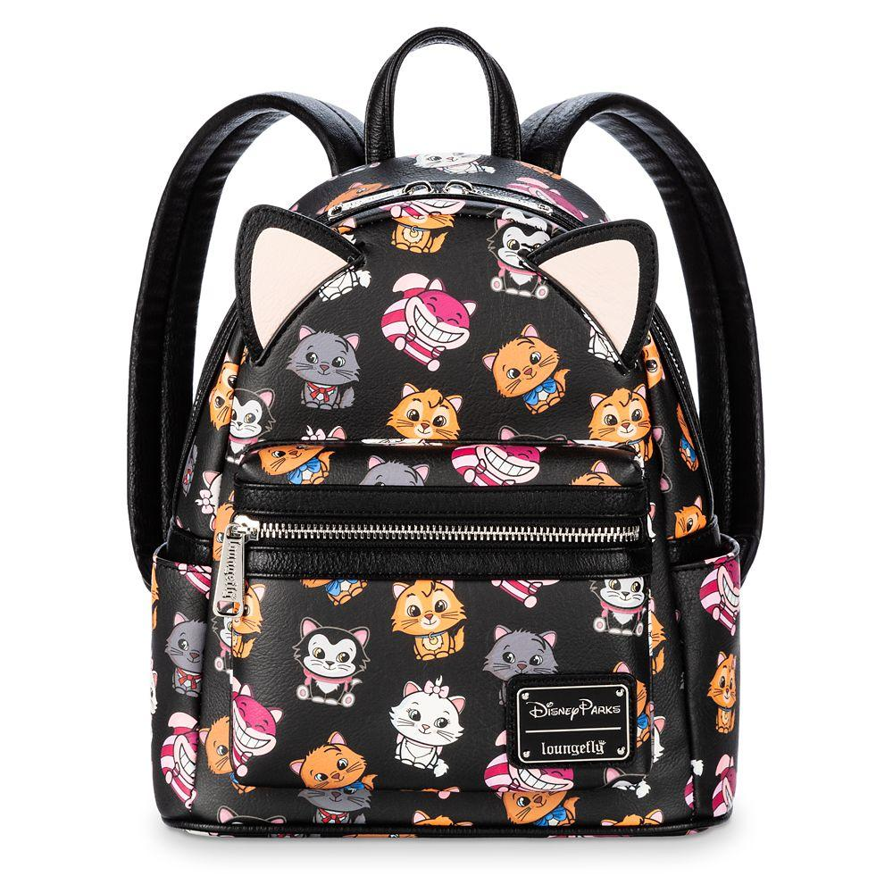 Loungefly x Disney Parks Cats Mini Backpack