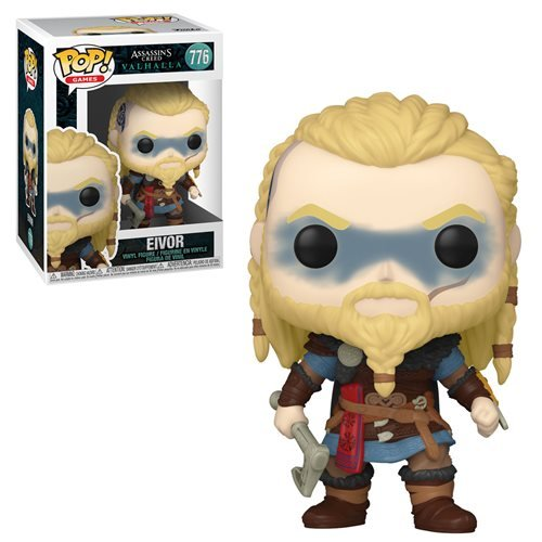Assassin's Creed Valhalla Pop! Vinyl Figure Eivor [776]