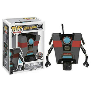 Borderlands Pop! Vinyl Figures Gray Claptrap [44]