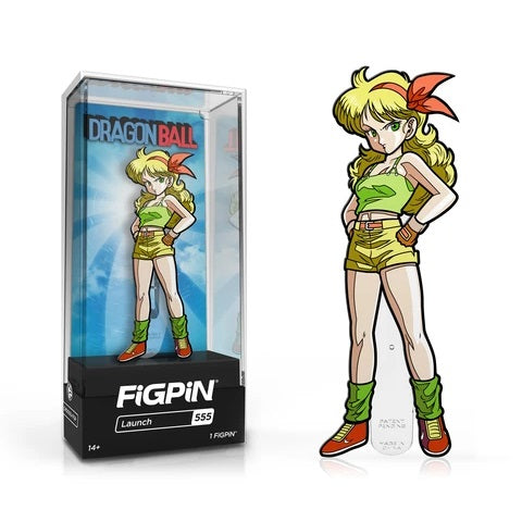 Dragon Ball: FiGPiN Enamel Pin Launch (Chase) [555]