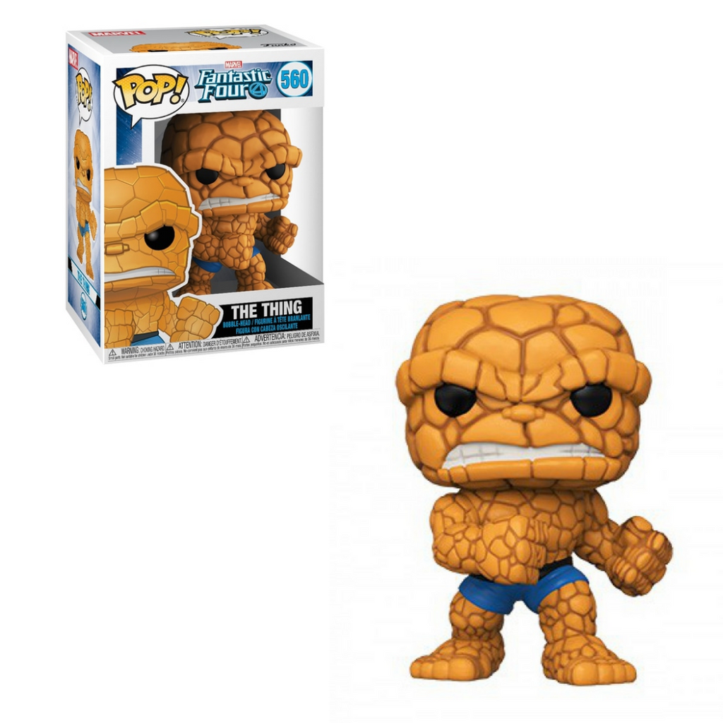 Fantastic Four Pop! Vinyl Figure The Thing [560]