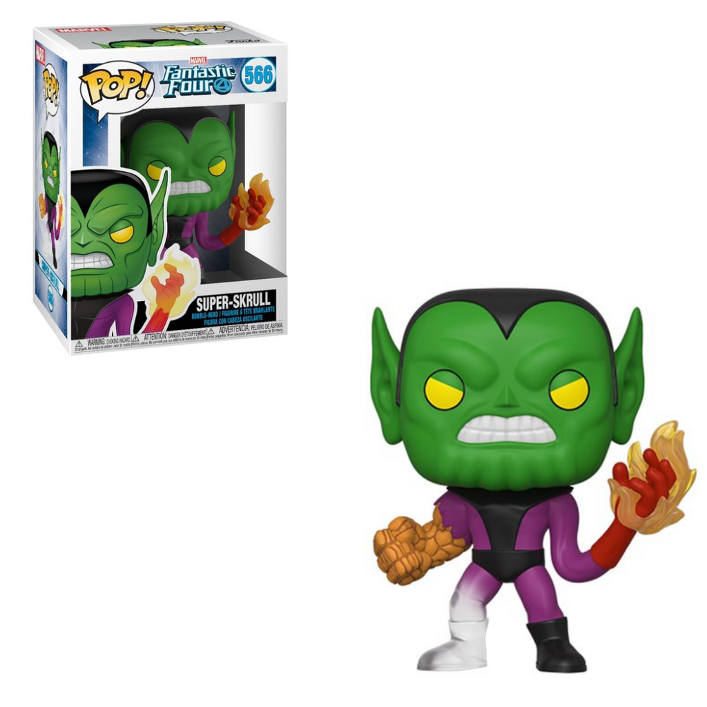 Fantastic Four Pop! Vinyl Figure Super-Skrull [566]